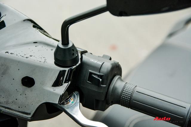 Ra mắt VinFast Theon: Xe máy điện to như Honda SH, có ABS 2 kênh và nhiều công nghệ 'xịn xò' khác - Ảnh 12.