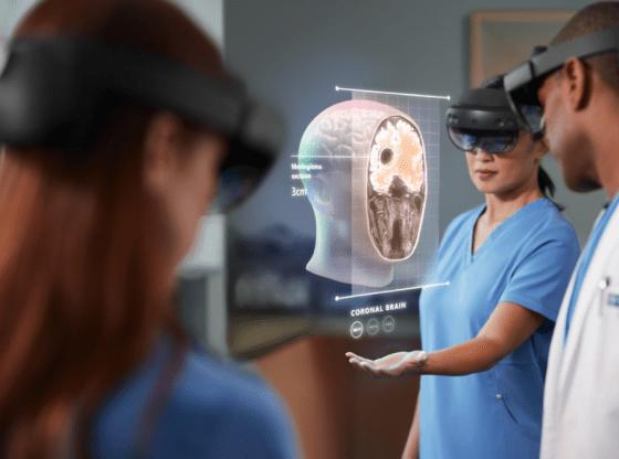 Israel tiến hành ca phẫu thuật ghép hốc mắt 3D trong môi trường AR đầu tiên trên thế giới - Ảnh 2.