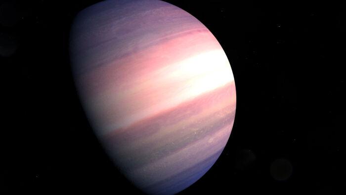 Học sinh trung học 17 tuổi khám phá ra một hành tinh mới chỉ trong 3 ngày thực tập tại NASA - Ảnh 1.