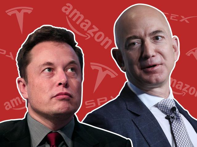 Không chỉ Mark Zuckerberg, Elon Musk 'cà khịa' với 3/4 người trong nhóm 5 tỷ phú giàu nhất hành tinh gồm cả Jeff Bezos và Bill Gates - Ảnh 2.