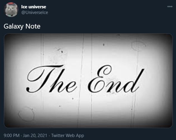 Sẽ không có Samsung Galaxy Note21 và dòng Galaxy Note chính thức bị khai tử trong năm nay? - Ảnh 2.