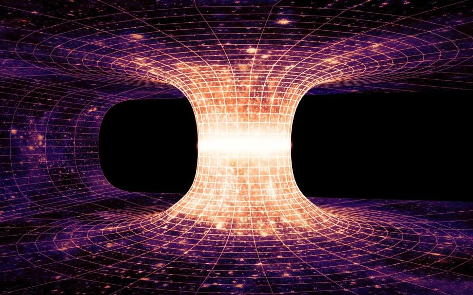 Nghiên cứu mới mô tả cách phát hiện hố giun - những cánh cổng cho phép ta du hành tới những vùng không gian khác
