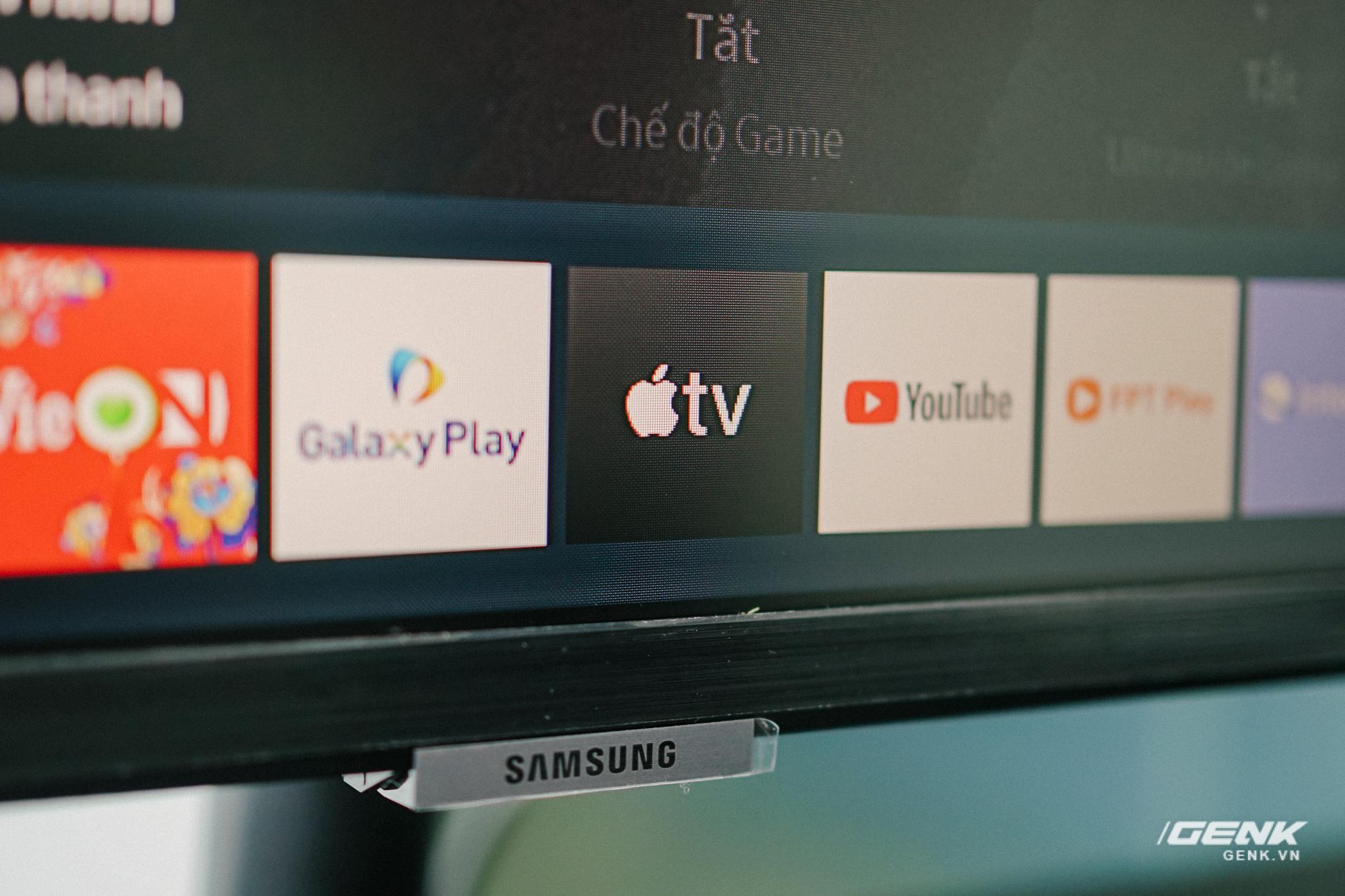 Cận cảnh Samsung M5: Màn hình thông minh mới của Samsung có thể hoạt động độc lập không cần máy tính, giá từ 7 triệu đồng - Ảnh 5.
