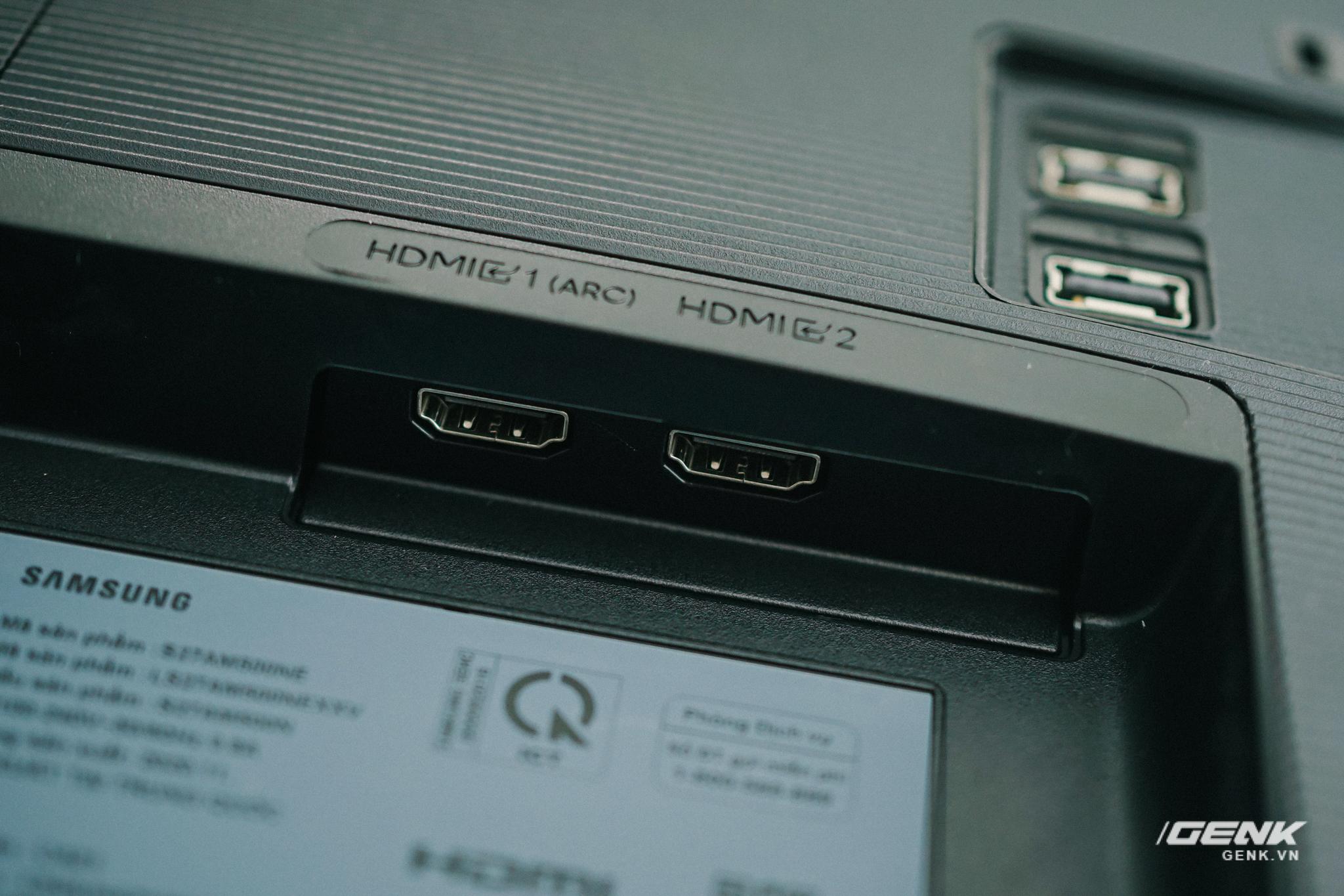 Cận cảnh Samsung M5: Màn hình thông minh mới của Samsung có thể hoạt động độc lập không cần máy tính, giá từ 7 triệu đồng - Ảnh 12.
