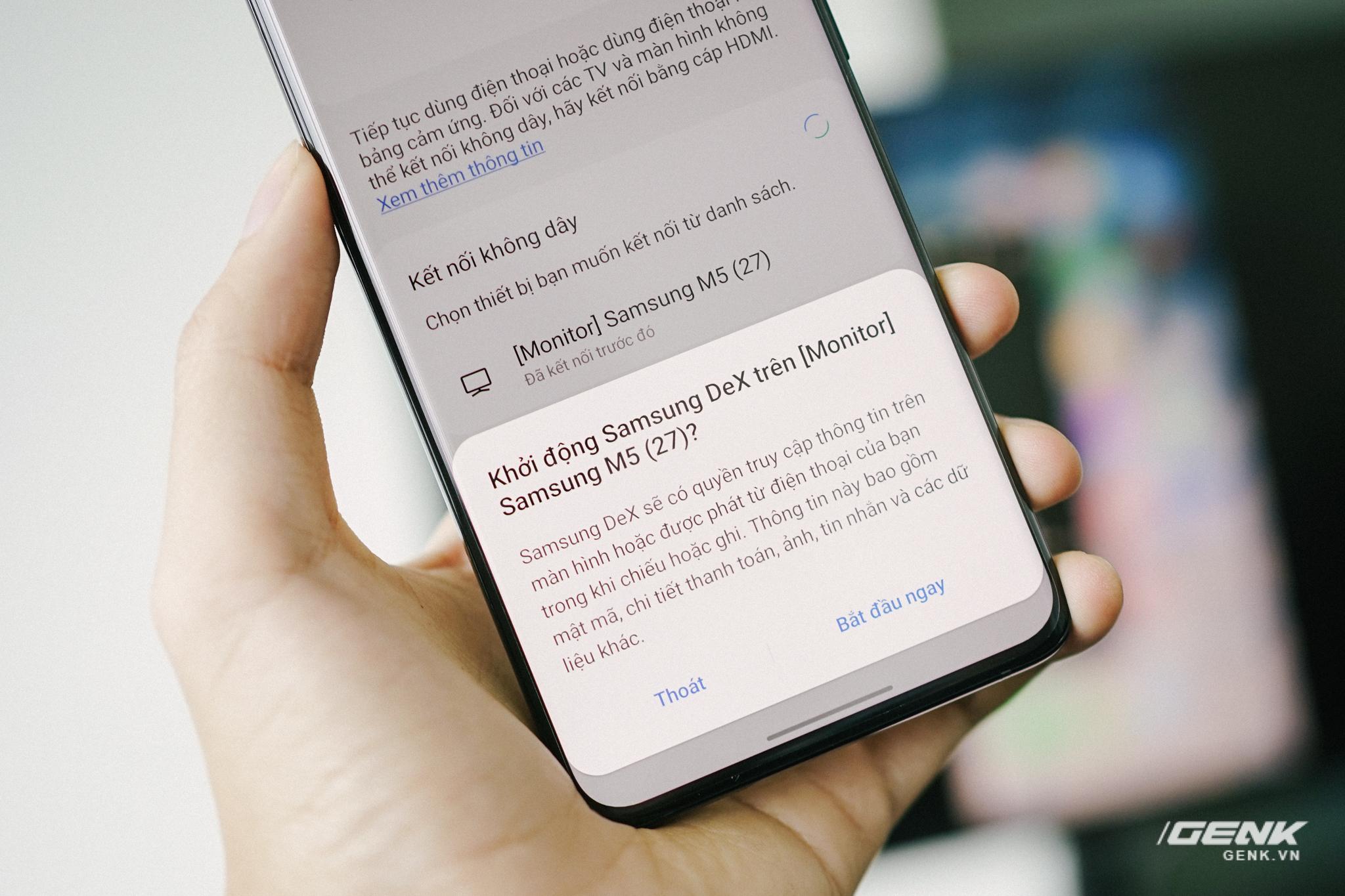 Cận cảnh Samsung M5: Màn hình thông minh mới của Samsung có thể hoạt động độc lập không cần máy tính, giá từ 7 triệu đồng - Ảnh 7.
