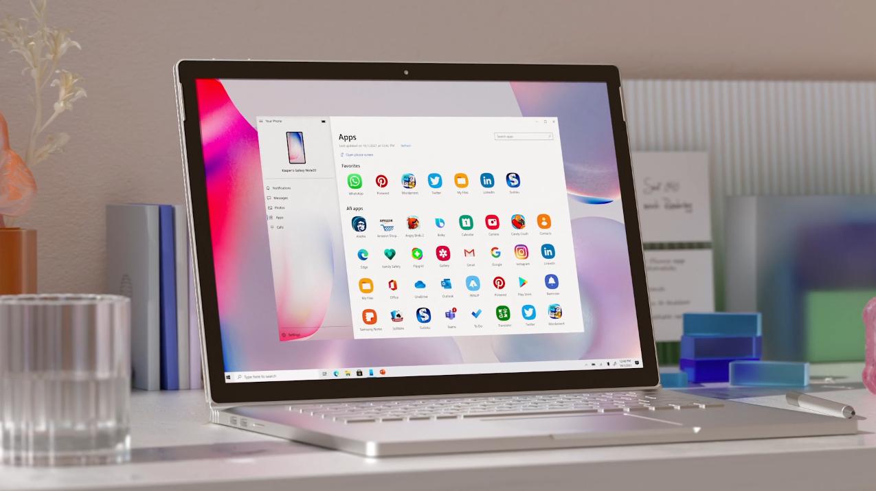 Microsoft ra mắt video đầy tính nghệ thuật, cho thấy cách các ứng dụng Android chạy trên Windows 10 như thế nào - Ảnh 1.