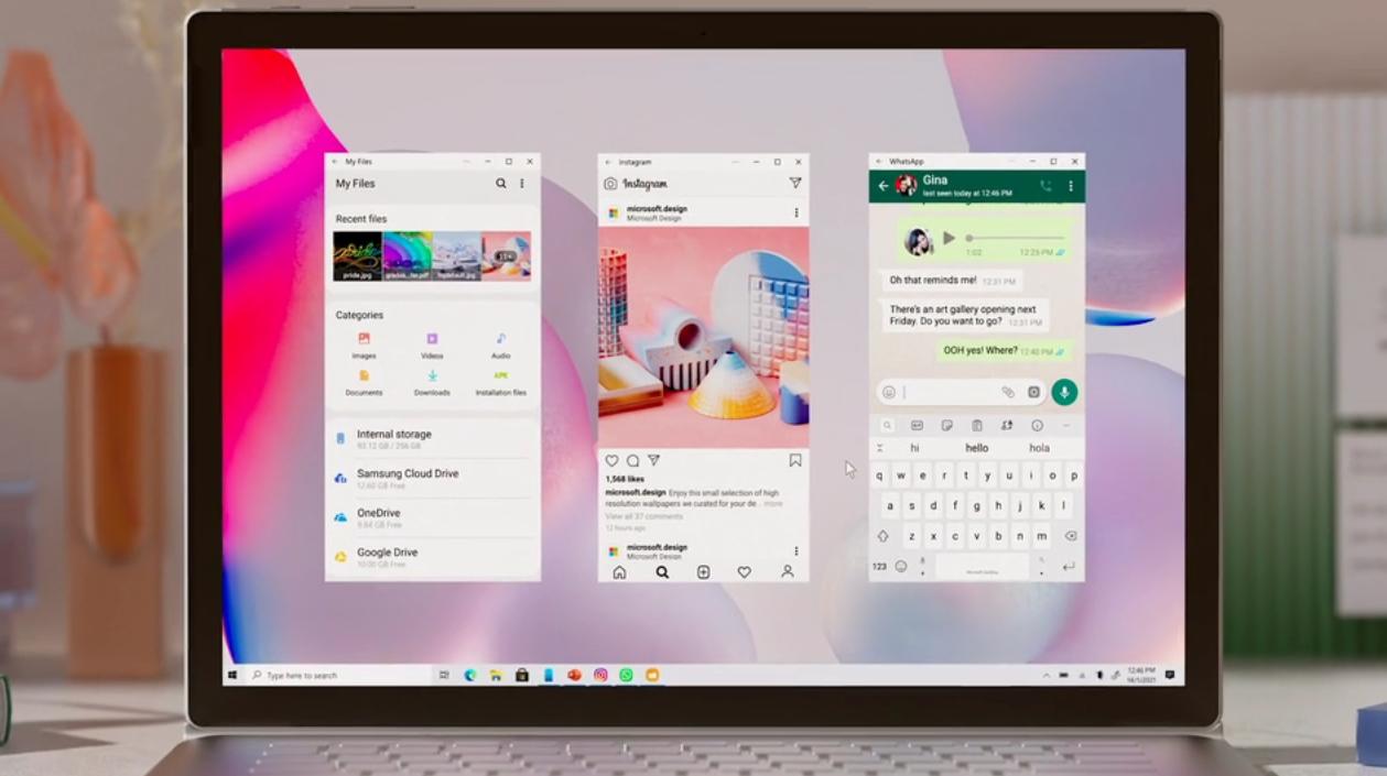 Microsoft ra mắt video đầy tính nghệ thuật, cho thấy cách các ứng dụng Android chạy trên Windows 10 như thế nào - Ảnh 4.