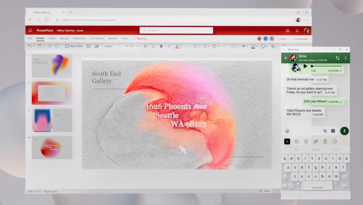 Microsoft ra mắt video đầy tính nghệ thuật, cho thấy cách các ứng dụng Android chạy trên Windows 10 như thế nào - Ảnh 5.