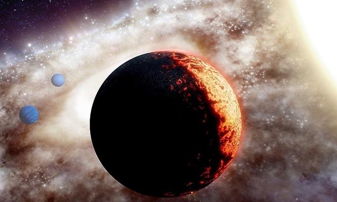 Phát hiện siêu Trái Đất 10 tỷ năm tuổi, là hành tinh già nhất trong vũ trụ - Ảnh 1.