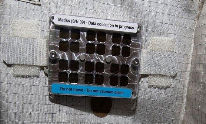 Trên trạm vũ trụ ISS, có một vị trí 'cấm kỵ' không một ai được phép dọn dẹp hoặc lau chùi - Ảnh 1.