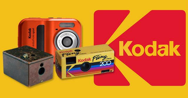 Kodak: Ông vua một thời của ngành nhiếp ảnh chật vật mưu sinh vì chậm đổi mới - Ảnh 1.