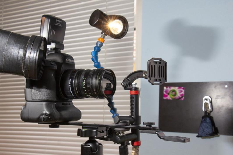 Quên ảnh selfie chụp mặt thông thường đi, đây là cách bạn tự chụp con mắt của mình - Ảnh 8.