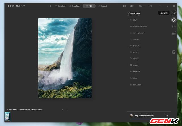 Cách sử dụng Luminar AI để có được những bức ảnh phong cảnh đẹp - Ảnh 11.
