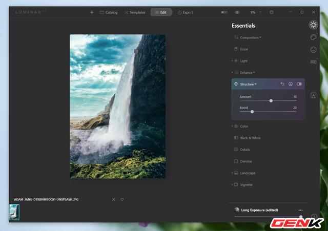 Cách sử dụng Luminar AI để có được những bức ảnh phong cảnh đẹp - Ảnh 12.