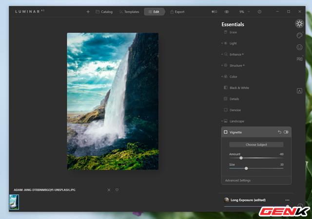 Cách sử dụng Luminar AI để có được những bức ảnh phong cảnh đẹp - Ảnh 15.