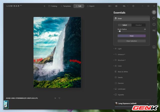Cách sử dụng Luminar AI để có được những bức ảnh phong cảnh đẹp - Ảnh 16.