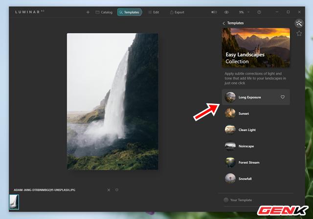 Cách sử dụng Luminar AI để có được những bức ảnh phong cảnh đẹp - Ảnh 5.