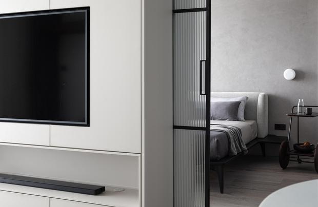 Đập hết làm mới, chàng kỹ sư IT có căn hộ 85m2 đỉnh cao của phong cách tối giản - Ảnh 11.