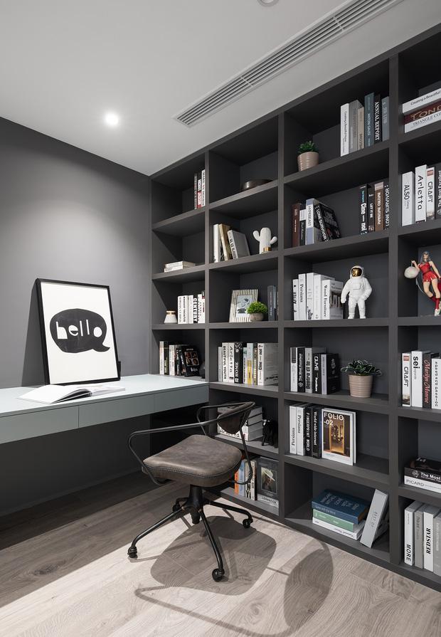 Đập hết làm mới, chàng kỹ sư IT có căn hộ 85m2 đỉnh cao của phong cách tối giản - Ảnh 16.