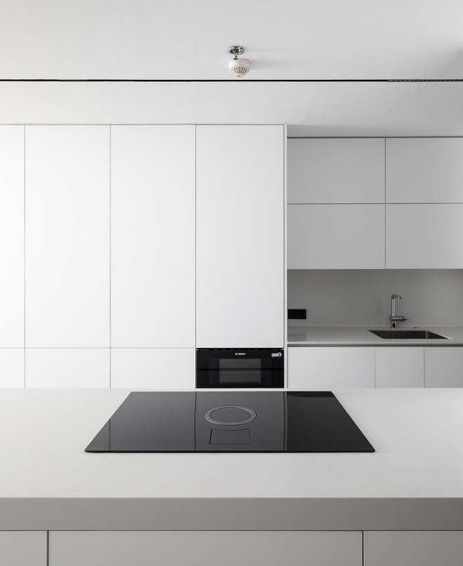 Đập hết làm mới, chàng kỹ sư IT có căn hộ 85m2 đỉnh cao của phong cách tối giản - Ảnh 10.