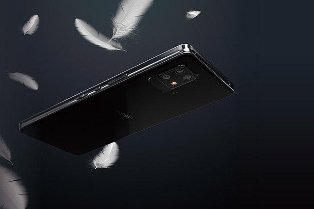 Sharp AQUOS zero6 ra mắt: Smartphone 5G có màn hình lớn và pin khủng nhẹ nhất thế giới - Ảnh 1.