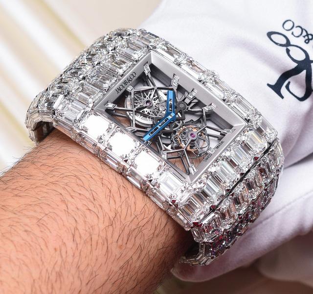 Giới siêu giàu tiết lộ 10 chiếc đồng hồ đeo tay đắt đỏ nhất thế giới, chiếc rẻ nhất hơn 200 tỷ đồng - Ảnh 3.