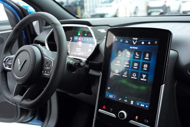VinFast ra mắt ô tô điện VF e34 ngày 15/10 - Ảnh 3.