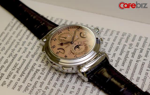 Giới siêu giàu tiết lộ 10 chiếc đồng hồ đeo tay đắt đỏ nhất thế giới, chiếc rẻ nhất hơn 200 tỷ đồng - Ảnh 9.