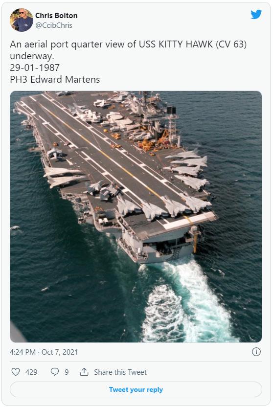 Có giá đến hàng tỷ USD, tại sao giờ các tàu sân bay Mỹ lại được bán với giá 1 xu? - Ảnh 3.