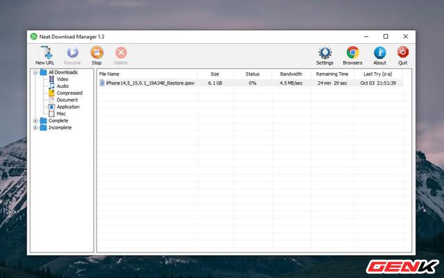 Để tiết kiệm thời gian tải các tập tin lớn, đây là giải pháp phù hợp và hoàn toàn miễn phí dành cho bạn - Ảnh 6.