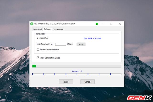 Để tiết kiệm thời gian tải các tập tin lớn, đây là giải pháp phù hợp và hoàn toàn miễn phí dành cho bạn - Ảnh 7.