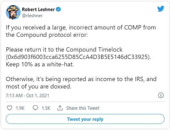 Chuyển nhầm 90 triệu USD cho người dùng, chủ sàn tiền số dọa báo cơ quan thuế để đòi lại tiền - Ảnh 4.