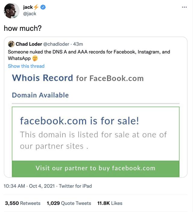 Chuyện không ai ngờ: Facebook phải đăng bài xin lỗi về sự cố sập trên Twitter, bị đối thủ chế nhạo, dìm hàng không thương tiếc - Ảnh 4.