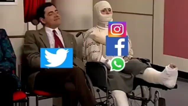 Ngập tràn ảnh chế Facebook bị sập trên toàn cầu - Ảnh 7.