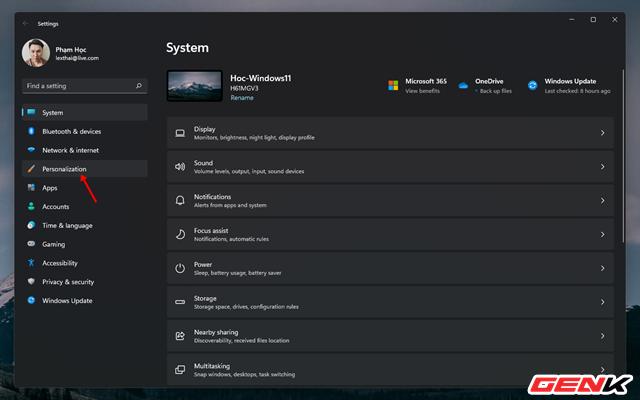 Vài cài đặt cá nhân với Windows 11 giúp bạn thao tác tay dễ dàng hơn - Ảnh 2.