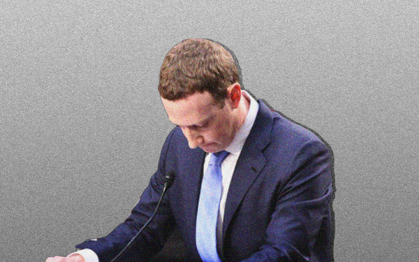 Vấn đề lớn nhất của Facebook: Mark Zuckerberg! - Ảnh 1.