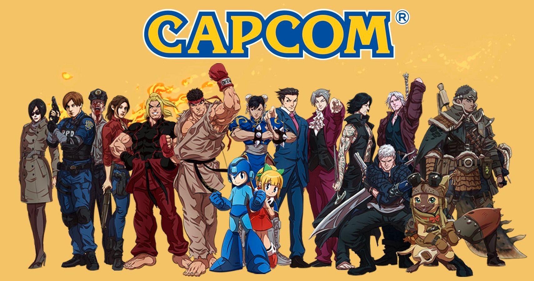 Capcom khẳng định muốn biến nền tảng PC thành sân chơi chính của mình - Ảnh 1.