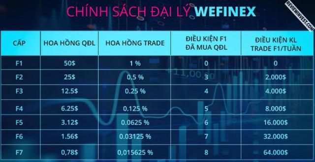 Sàn giao dịch tiền ảo Wefinex bị chặn vì vi phạm pháp luật, hàng nghìn nhà đầu tư náo loạn, hàng trăm tỷ bốc hơi - Ảnh 3.