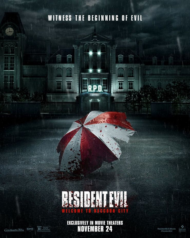 Bom tấn điện ảnh Resident Evil tung trailer đầu tiên, hé lộ khoảnh khắc đại dịch zombie nuốt chửng thành phố Raccoon - Ảnh 2.