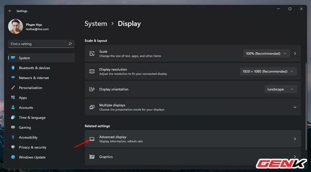 Vài cài đặt cá nhân với Windows 11 giúp bạn thao tác tay dễ dàng hơn (Phần 2) - Ảnh 14.