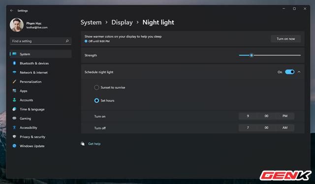 Vài cài đặt cá nhân với Windows 11 giúp bạn thao tác tay dễ dàng hơn (Phần 2) - Ảnh 9.
