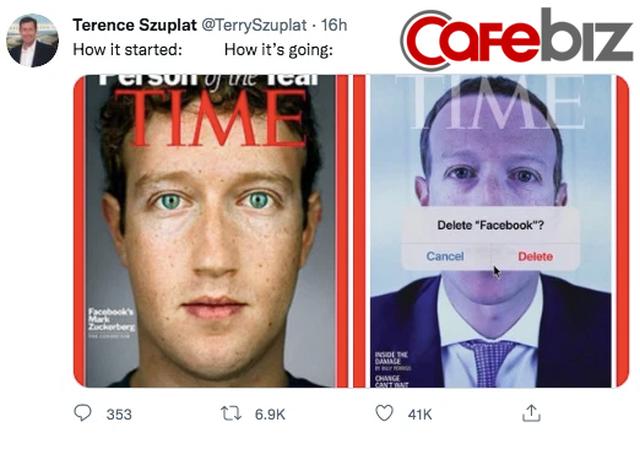 Bìa tạp chí gây sốc của TIME: Hình Mark Zuckerberg đi kèm với câu hỏi Bạn có muốn xoá Facebook không? - Ảnh 3.