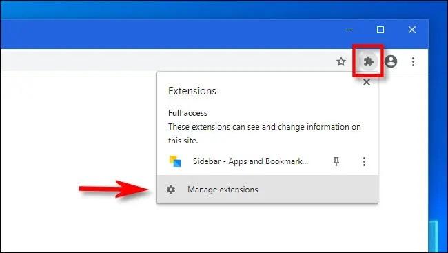 Hướng dẫn bật extension cho Chrome khi đang dùng chế độ ẩn danh - Ảnh 2.