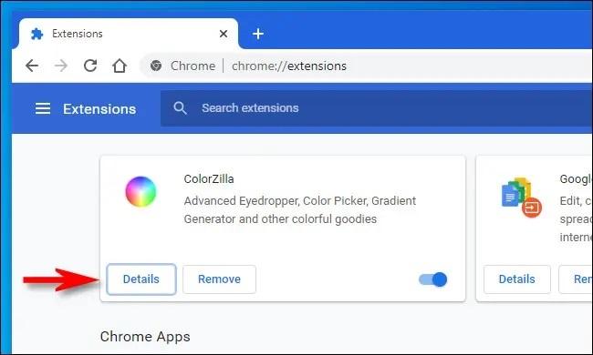 Hướng dẫn bật extension cho Chrome khi đang dùng chế độ ẩn danh - Ảnh 3.
