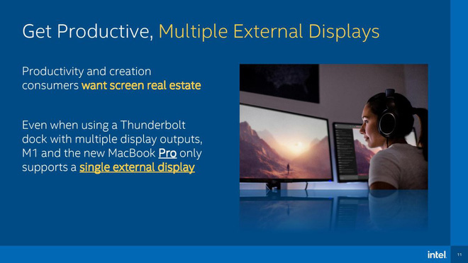 Intel chê MacBook M1 không hỗ trợ cảm ứng, không chơi được Rocket League - Ảnh 8.