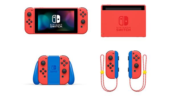 Nintendo Switch phiên bản Super Mario ra mắt: Số lượng giới hạn, giá 7.5 triệu đồng - Ảnh 2.