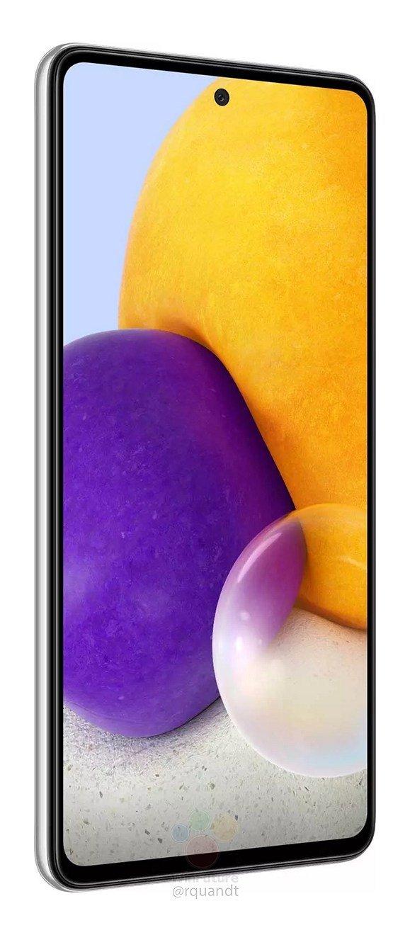Galaxy A72 4G lộ diện: Thiết kế trẻ trung với nhiều tuỳ chọn màu sắc, Snapdragon 720G, giá khoảng 12.5 triệu đồng - Ảnh 2.