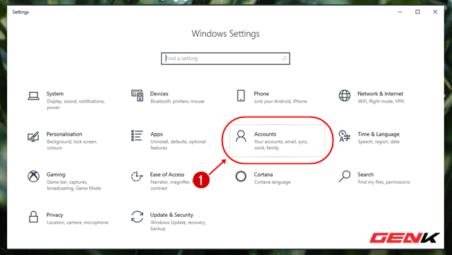 Kiểm soát việc sử dụng máy tính của trẻ nhỏ với tính năng có sẵn trên Windows 10 - Ảnh 2.