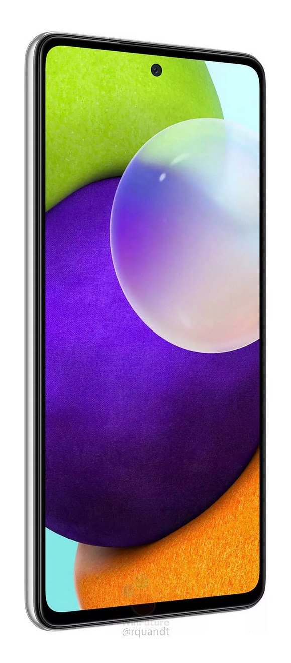 Galaxy A52 lộ ảnh chính thức: Có bản 4G/5G, chip Snapdragon 720G/750G, giá gần 10 triệu đồng - Ảnh 3.
