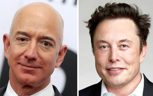 Cổ phiếu Tesla trượt dốc, Elon Musk mất ngôi giàu nhất thế giới - Ảnh 1.
